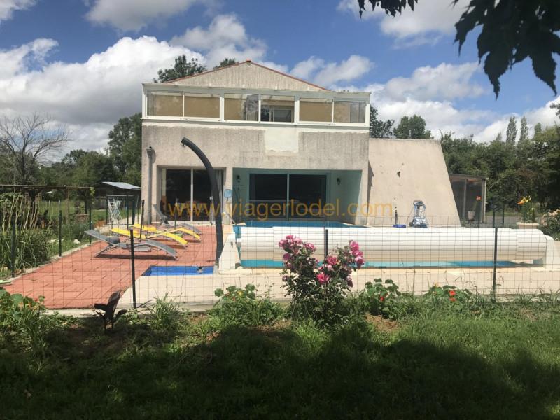 Vitalicio  casa Courcon 60000€ - Fotografía 1