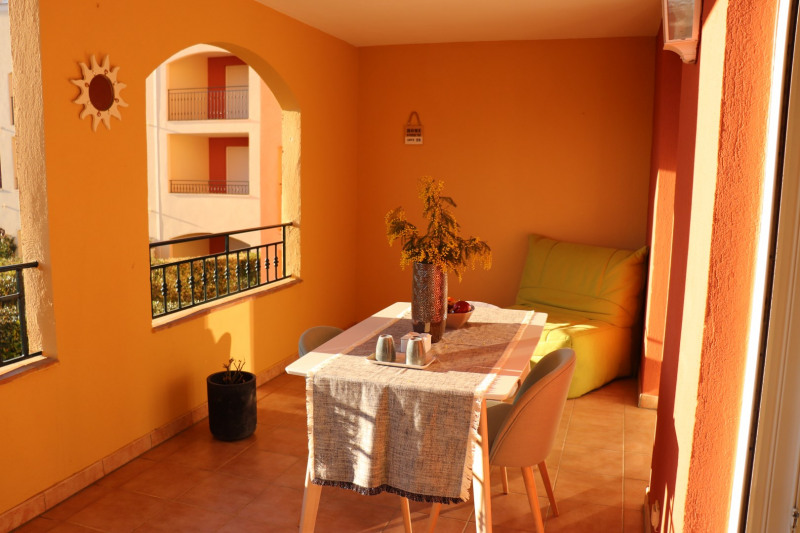 Vacation rental apartment Cavalaire 800€ - Picture 2