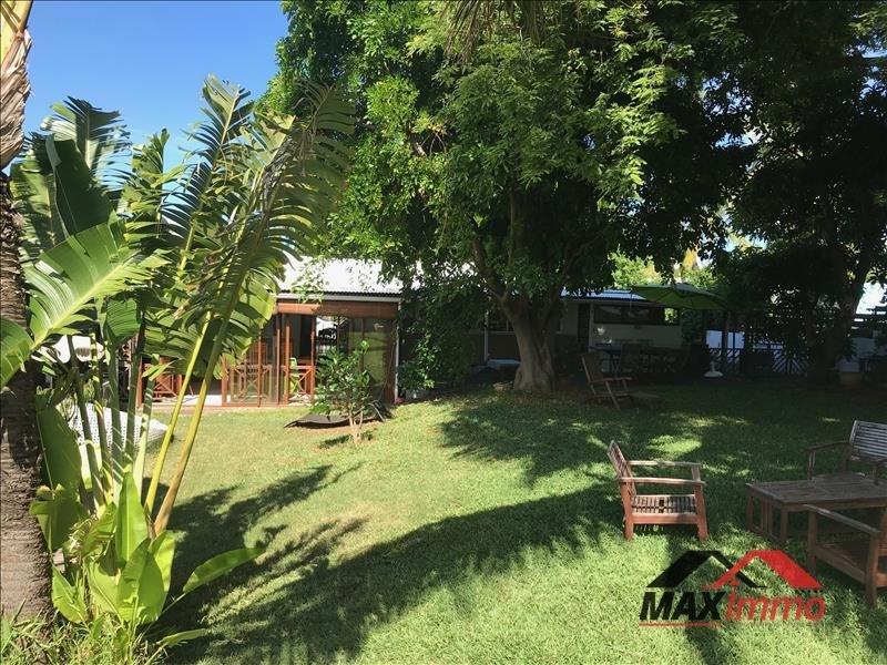 Vente de prestige maison / villa St gilles les bains 897860€ - Photo 1