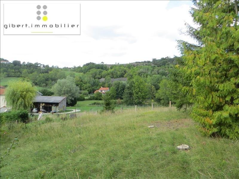Vente terrain Coubon 54000€ - Photo 3
