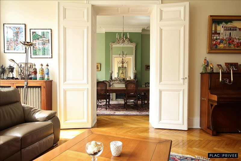 Deluxe sale apartment Nancy 665 000€ - Picture 5