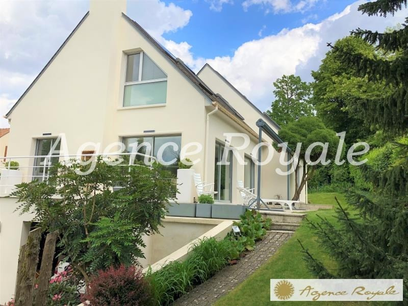 Deluxe sale house / villa Fourqueux 1 350 000€ - Picture 2