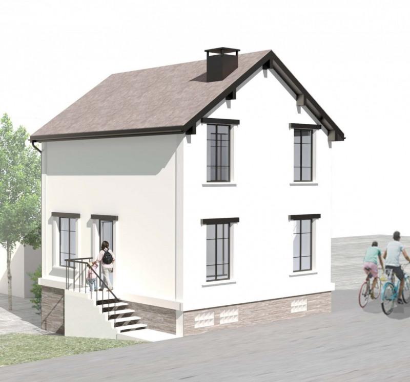 Sale house / villa Maisons alfort 457000€ - Picture 2