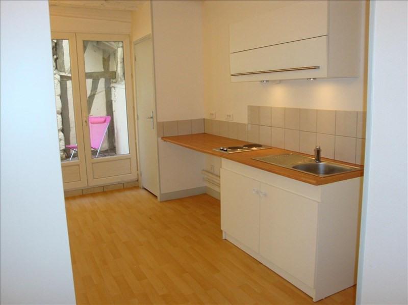 Alquiler  apartamento Rouen 500€ CC - Fotografía 4