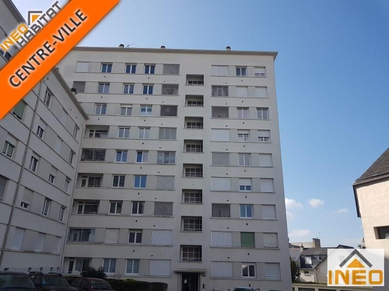 Vente appartement Rennes 152 000€ - Photo 1