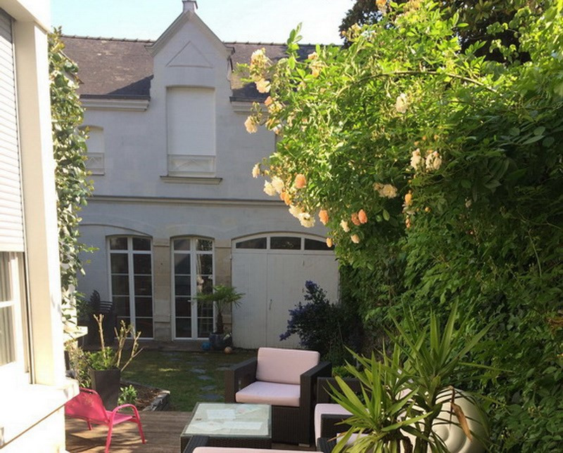 Deluxe sale private mansion Angers 945000€ - Picture 1