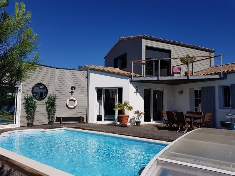 Verkoop  huis A 5 minutes du bord de mer 555000€ - Foto 1