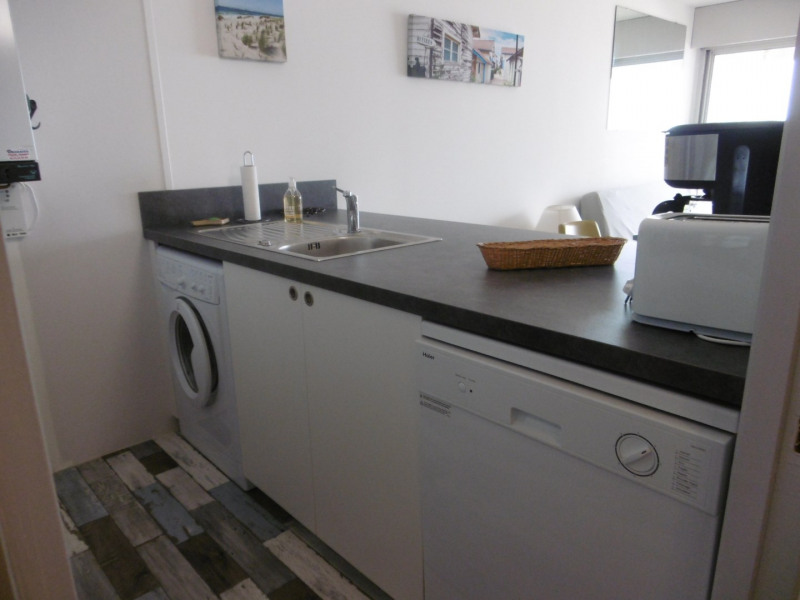Location vacances appartement Arcachon 499€ - Photo 4