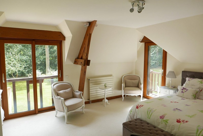 Revenda residencial de prestígio casa Pont l eveque 574750€ - Fotografia 9