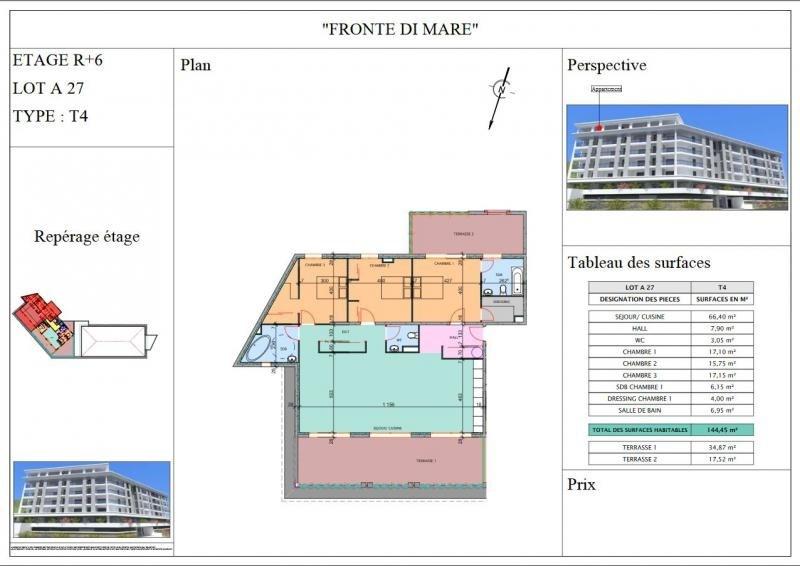 Immobile residenziali di prestigio appartamento Propriano 700000€ - Fotografia 3