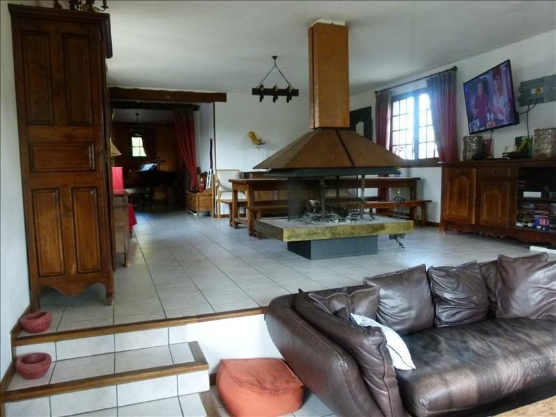 Sale house / villa Conde sur vesgre 470000€ - Picture 5