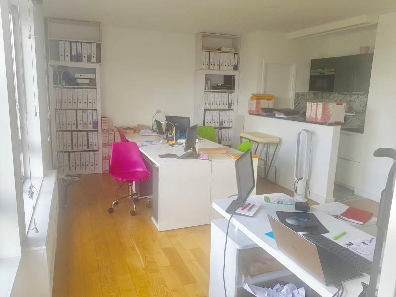 Rental office Neuilly-sur-seine 1500€ HT/HC - Picture 1