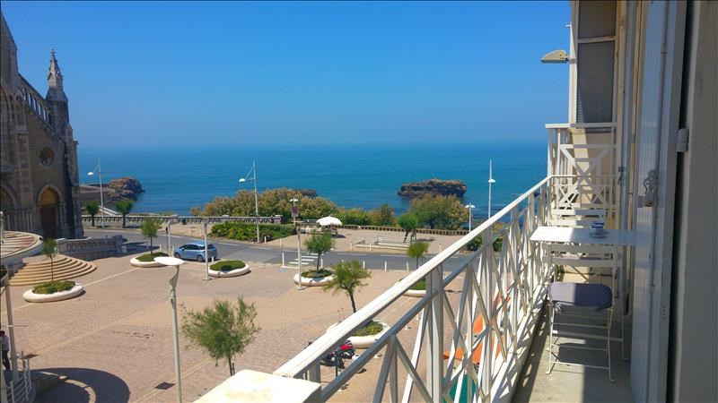 Sale apartment Biarritz 325000€ - Picture 1
