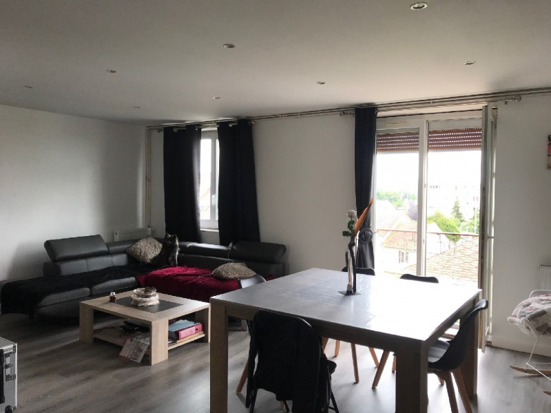 Rental apartment Melun 700€ CC - Picture 1