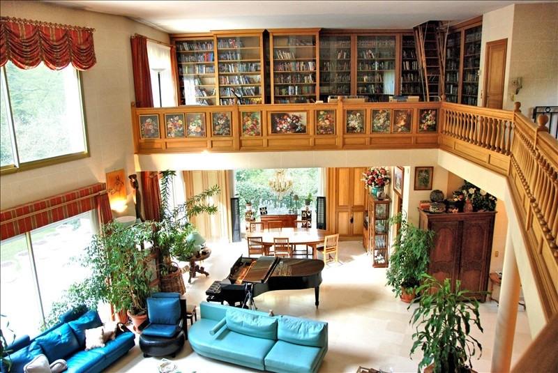 Vente de prestige maison / villa Le vesinet 3700000€ - Photo 4