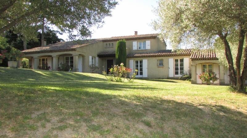 Vente de prestige maison / villa Bourg-saint-andéol 670000€ - Photo 1