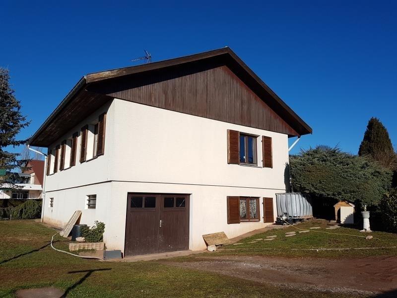 Vente maison / villa Provencheres sur fave 98100€ - Photo 2