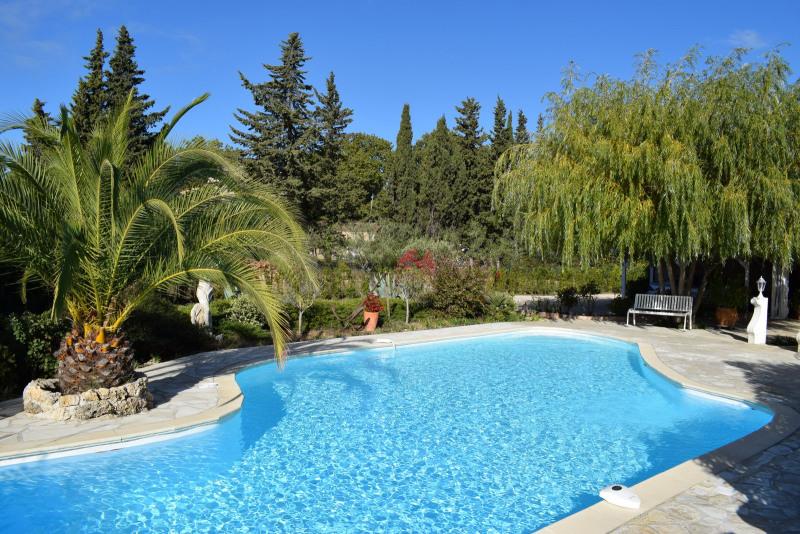 Revenda residencial de prestígio casa Montauroux 586000€ - Fotografia 2