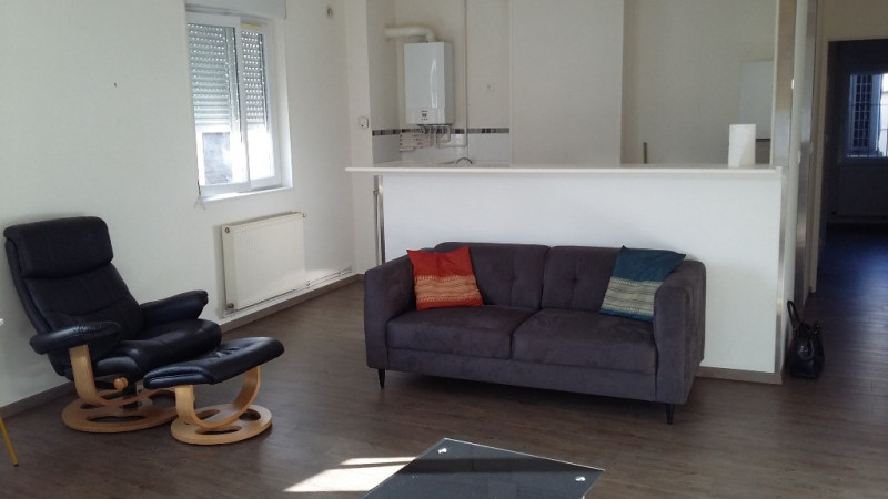 Rental apartment Saint quentin 480€ CC - Picture 8
