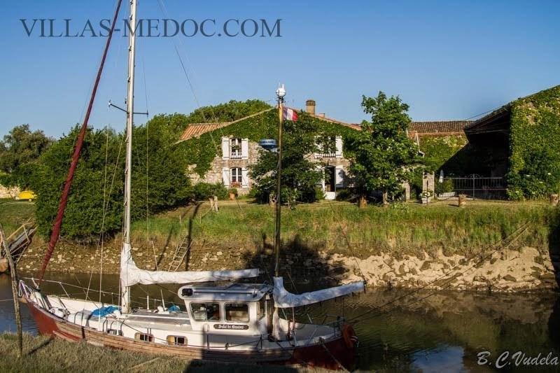 Vente de prestige maison / villa Jau dignac et loirac 915200€ - Photo 1