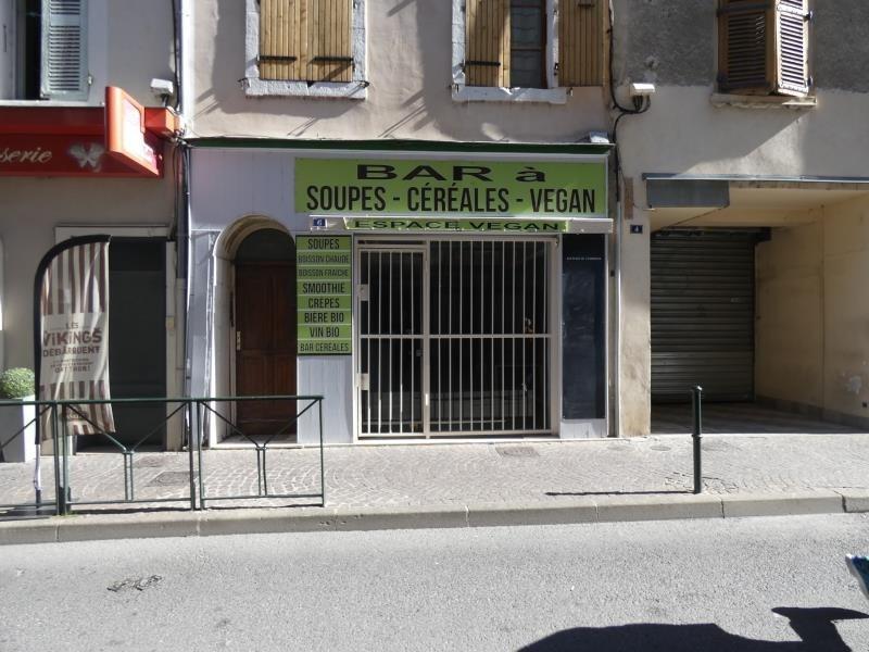 Rental empty room/storage Montelimar 350€ HT/HC - Picture 1