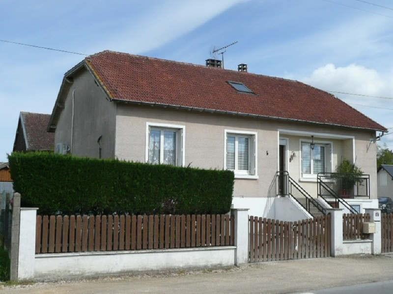 Vente maison / villa Cher 129000€ - Photo 1
