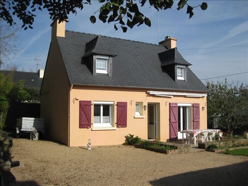 Vente maison / villa Riec sur belon 178500€ - Photo 9