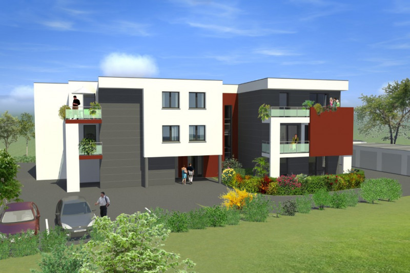 Appartement Jury 2 pièce(s) 47.60 m2