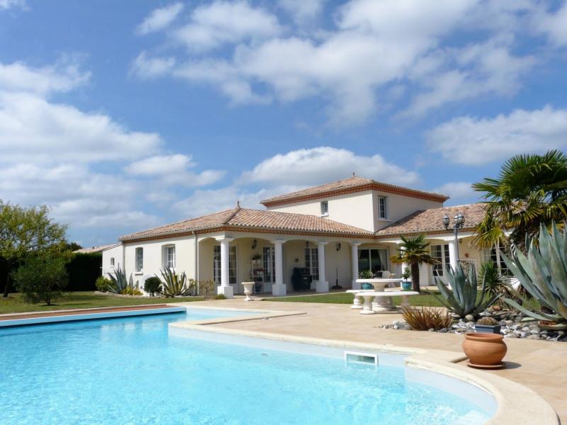 Deluxe sale house / villa St augustin 789000€ - Picture 1