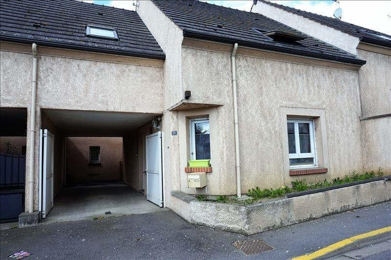 Vente maison / villa Les thilliers en vexin 127800€ - Photo 1