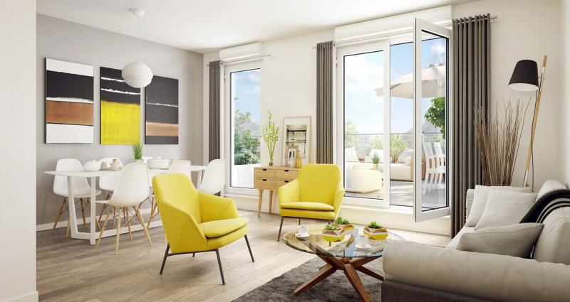 Vente de prestige appartement Issy-les-moulineaux 1075000€ - Photo 1
