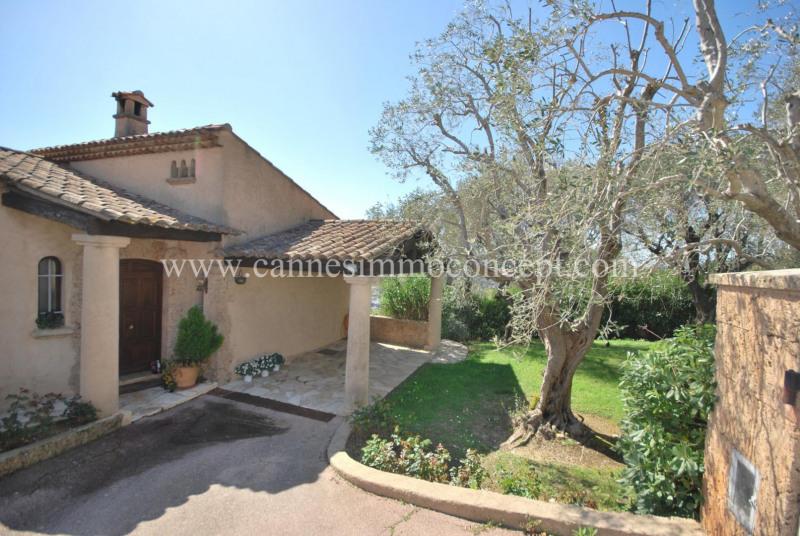 Deluxe sale house / villa Mougins 1375000€ - Picture 4