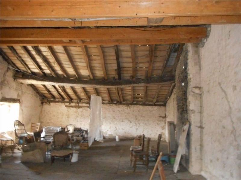 Vente maison / villa La mothe st heray 84800€ - Photo 8
