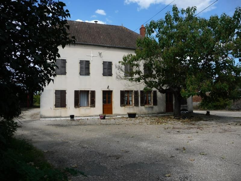 Vente maison / villa Longecourt en plaine 450000€ - Photo 1
