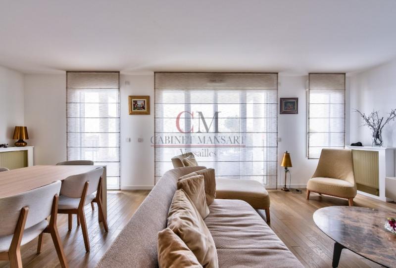 Vente de prestige appartement Saint cloud 1190000€ - Photo 16