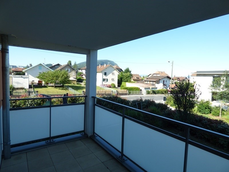 Rental apartment Annemasse 702€ CC - Picture 1