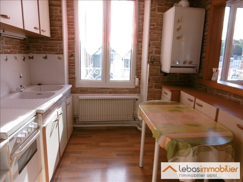 Vente appartement St valery en caux 112000€ - Photo 3