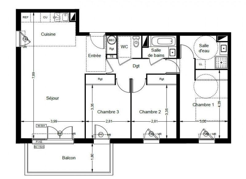 Sale apartment Argeles sur mer 285000€ - Picture 3