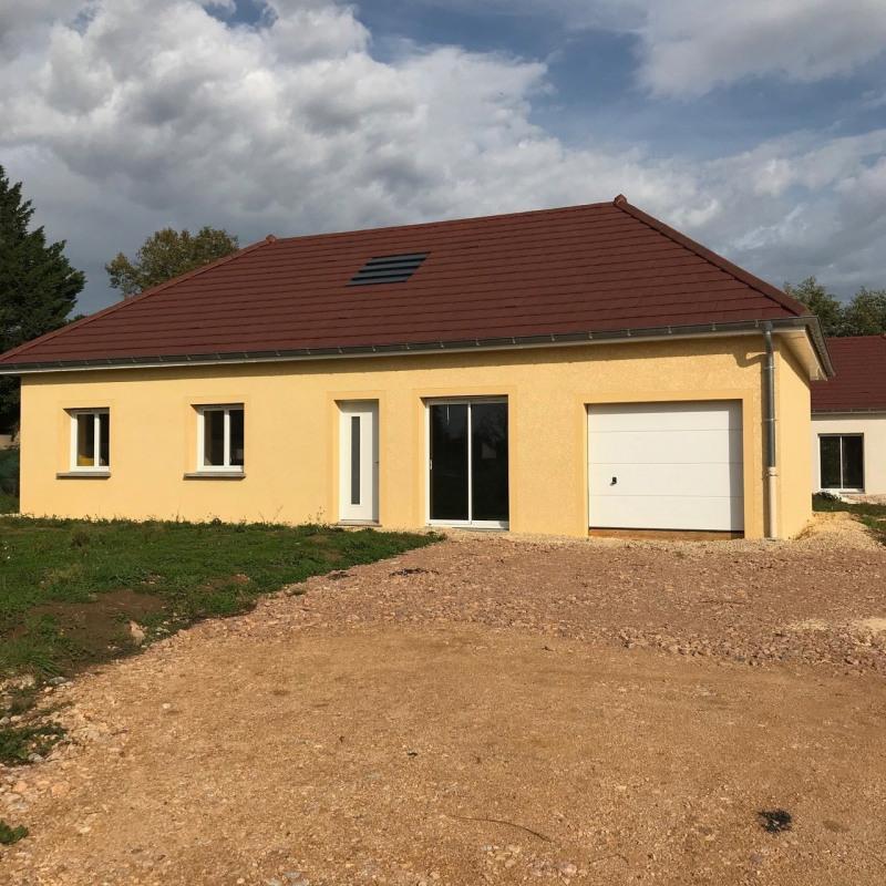 Vente maison / villa Cuisery 5 minutes 162000€ - Photo 1