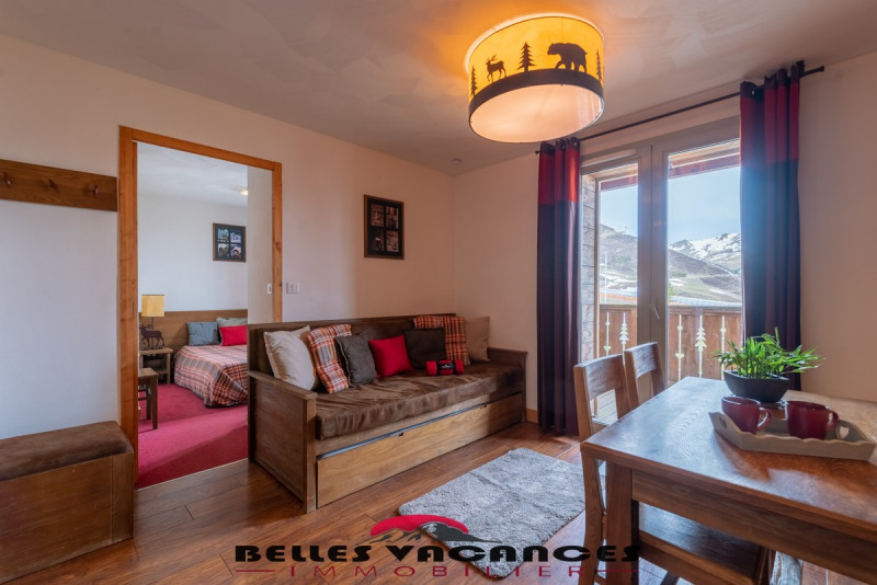 Sale apartment Saint-lary-soulan 119 000€ - Picture 5
