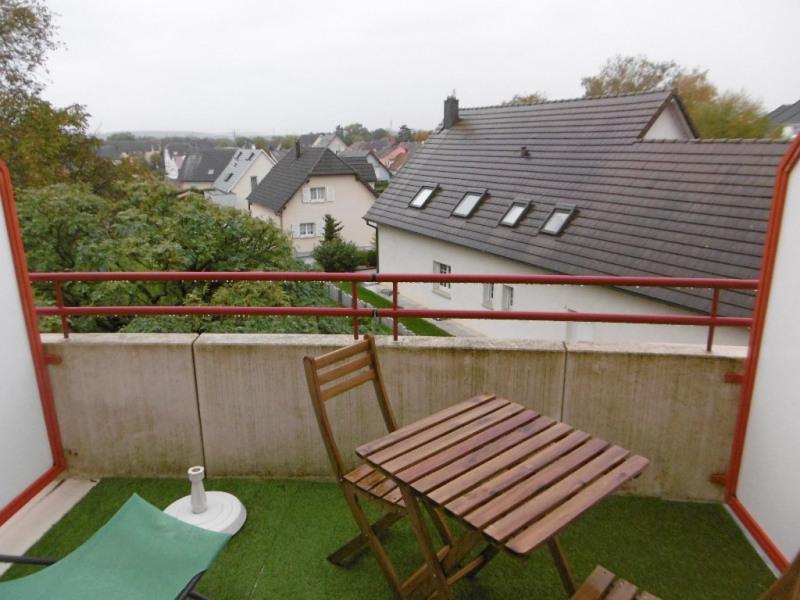 Rental apartment Lutterbach 460€ CC - Picture 4