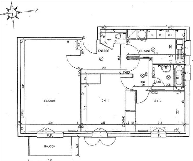 Vente appartement Plaisir 179550€ - Photo 2