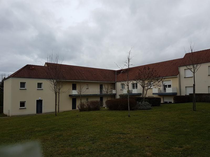 Sale apartment Varennes vauzelles 56000€ - Picture 1
