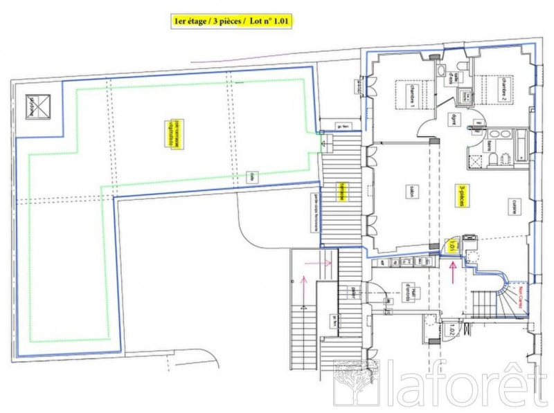 Produit d'investissement appartement Roquebrune-cap-martin 149000€ - Photo 14