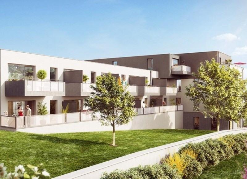 Location appartement Nantes 710€ CC - Photo 1