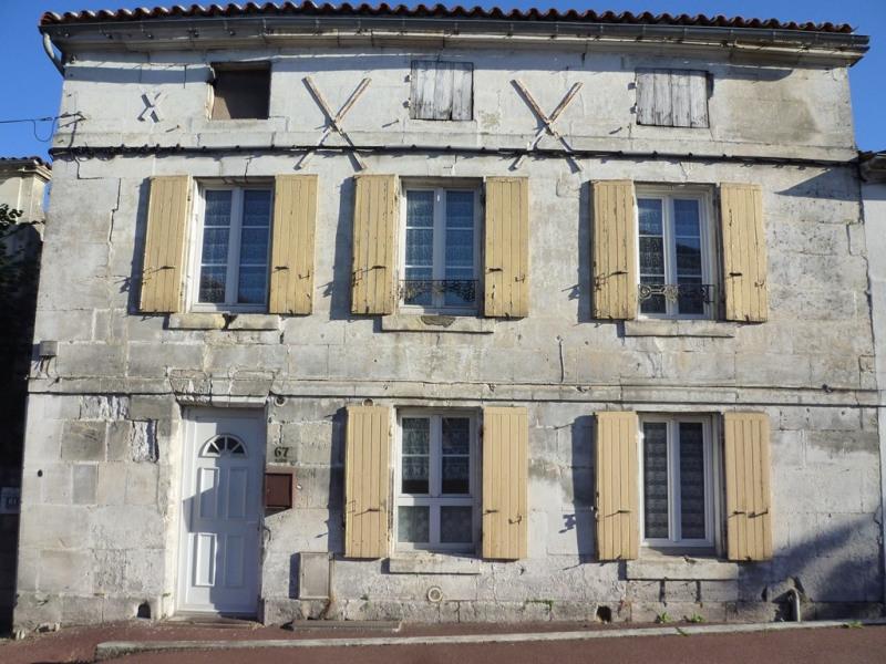 Sale house / villa Cognac 64000€ - Picture 1