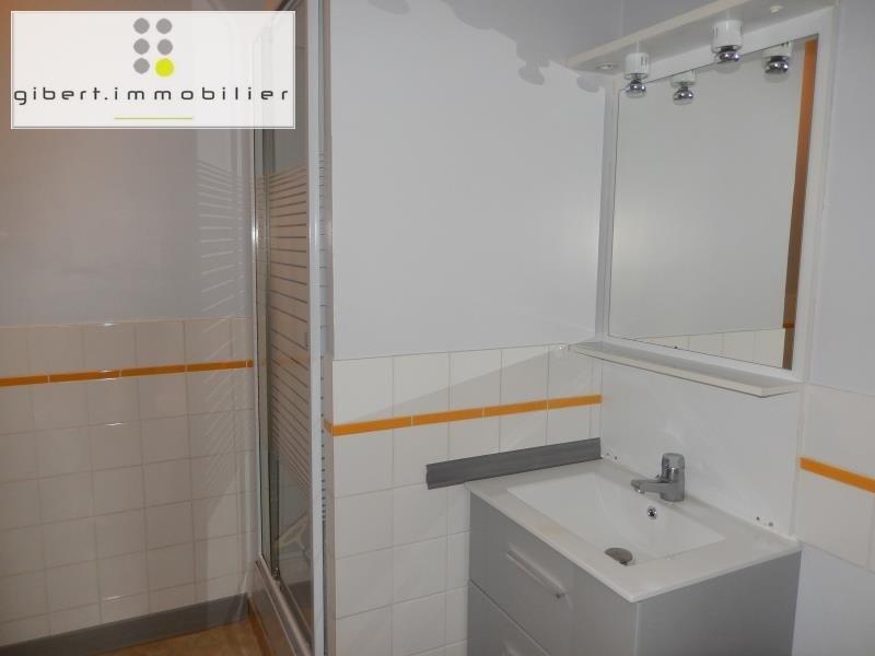 Location appartement Le puy en velay 434,79€ CC - Photo 9