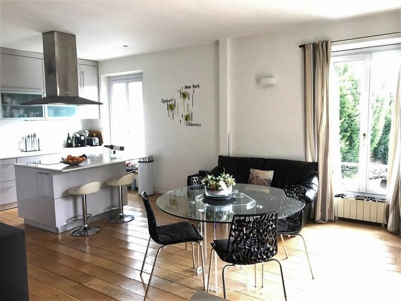 Sale apartment Villennes sur seine 520000€ - Picture 2