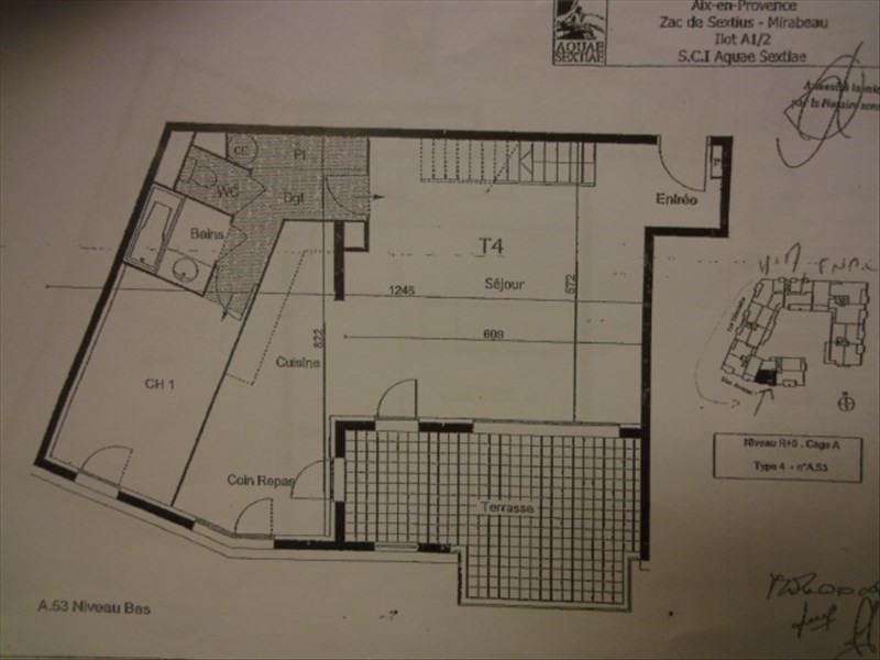 Vente de prestige appartement Aix en provence 700000€ - Photo 7
