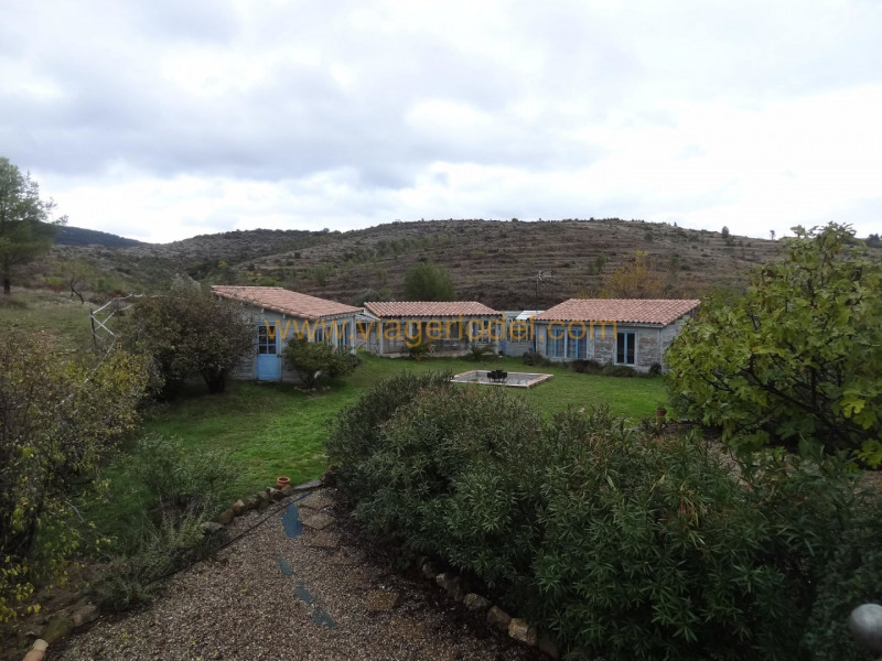Vitalicio  casa Saint-ambroix 240000€ - Fotografía 13
